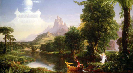 Thomas_Cole_The_Voyage_of_Life_Youth_700