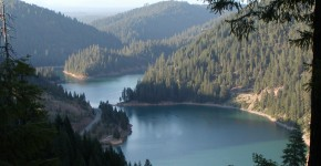 A scenic wonder in the heart of the Shasta National Forest