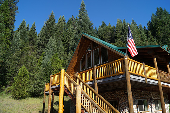 Vacation Rentals McCloud CA