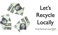 Recycle Locally